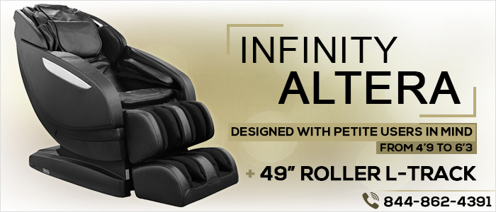Infinity Altera Massage Chair Banner