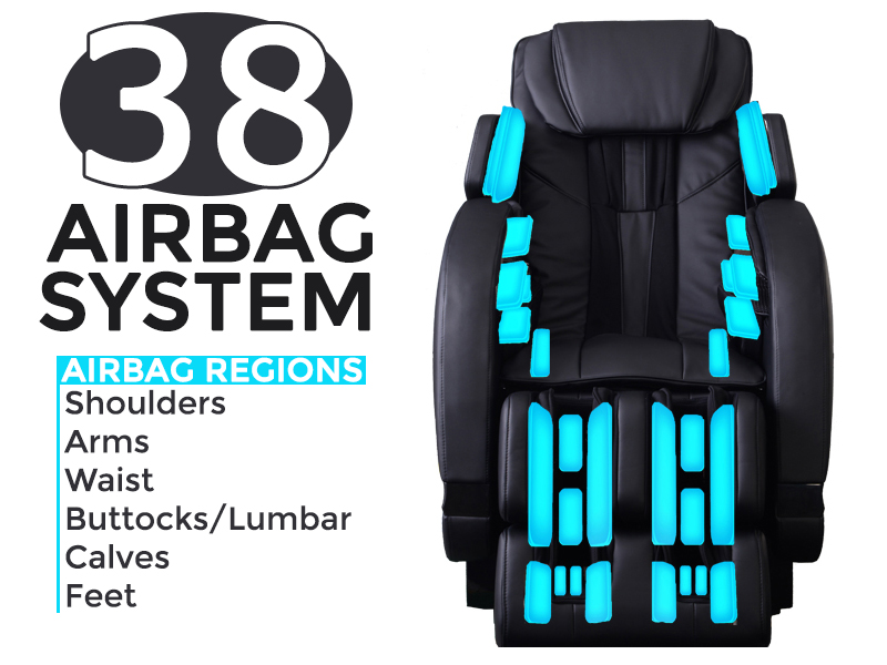 Infinity Escape 38 Airbag System