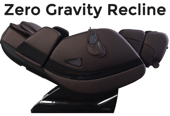Infinity Escape Massage Chair Zero Gravity Recline Position