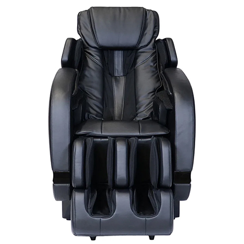 Infinity Escape Massage Chair Black Front View
