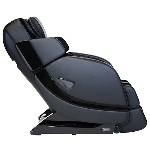 Infinity Escape Massage Chair Black Side View