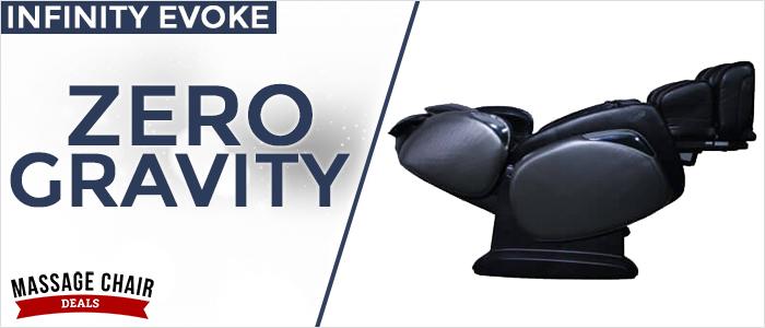 Infinity Evoke Massage Chair Zero Gravity Recline