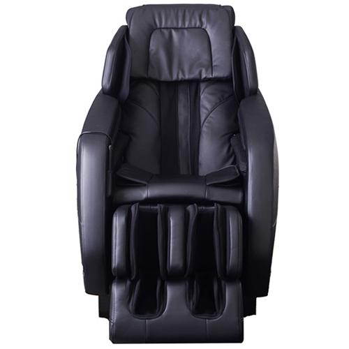 Infinity Evoke Zero Gravity Massage Chair Black Front