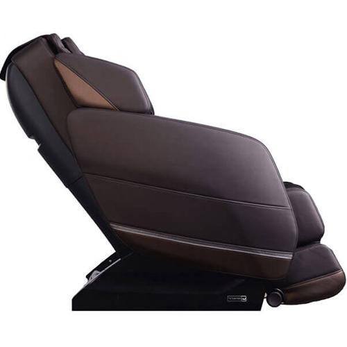 Infinity Evoke Zero Gravity Massage Chair Brown Side View