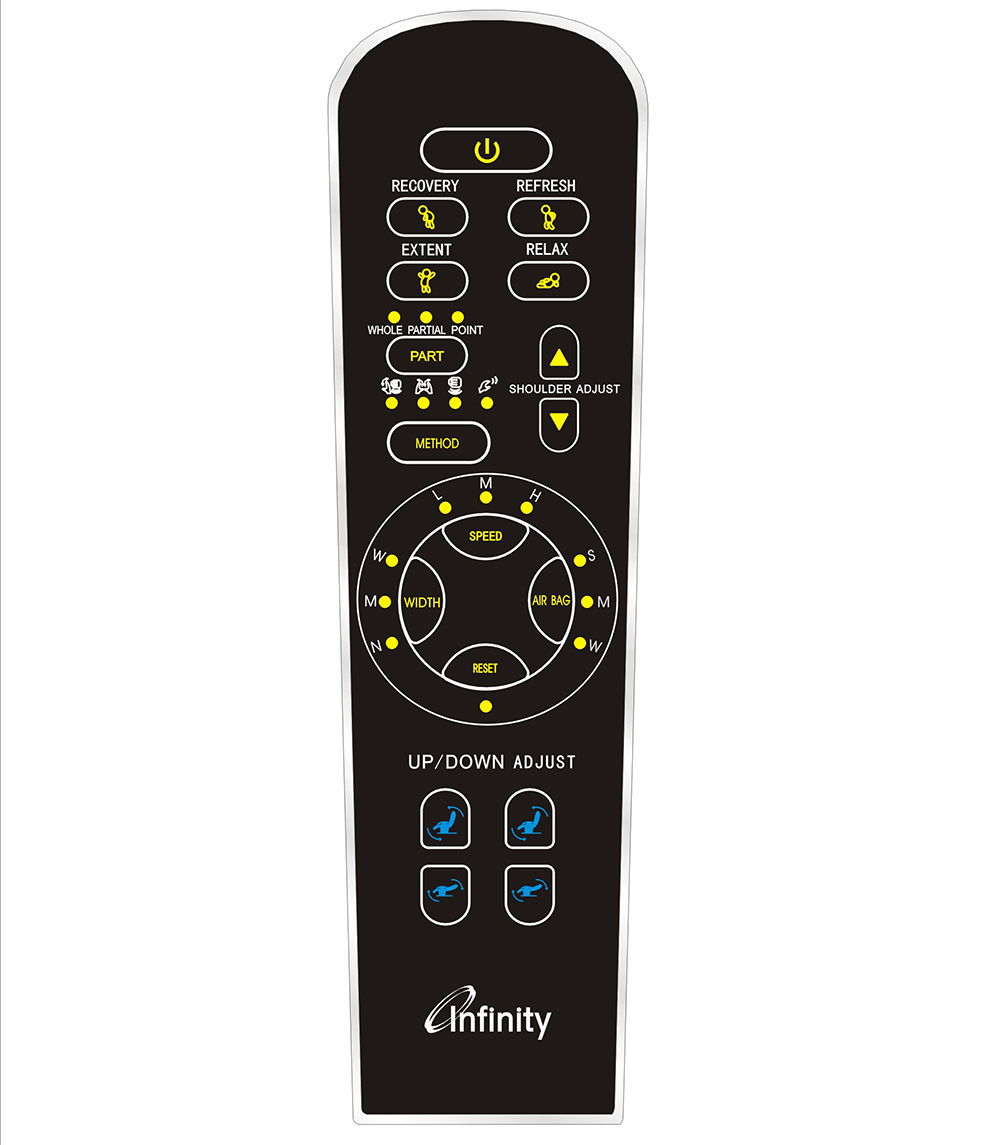 Infinity IT-7800 Full Remote