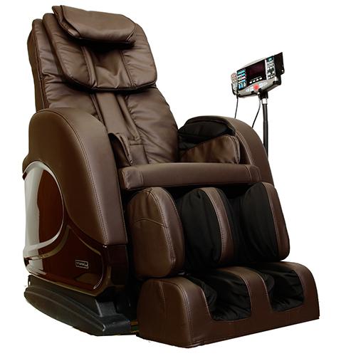 Infinity IT-8100 Zero Gravity Massage Chair Brown