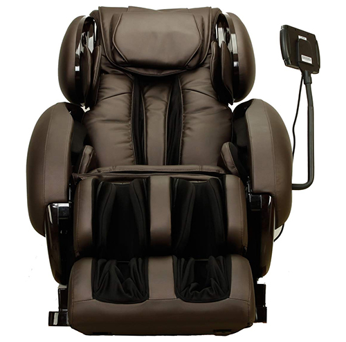 Infinity IT-8500 Massage Chair Brown Front