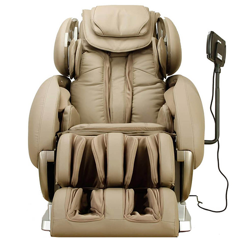Infinity IT-8500 Massage Chair Taupe Front