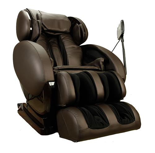 Infinity IT-8500 Zero Gravity Massage Chair Brown Front Image