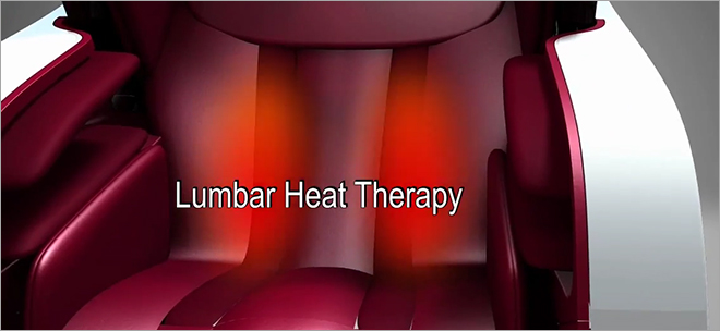 Infinity Iyashi Lumbar Heating