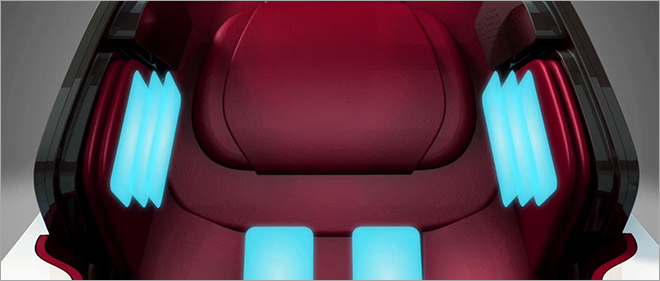 Infinity Iyashi Shoulder Airbag
