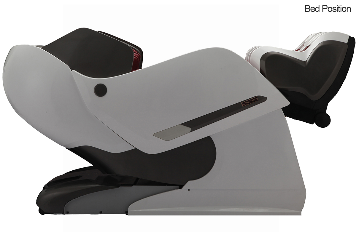 Infinity Iyashi Zero Gravity Massage Chair Bed Position