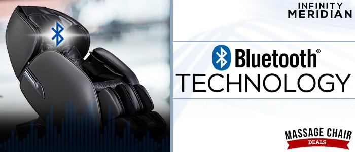 Infinity Meridian Massage Chair Bluetooth
