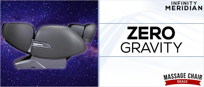 Infinity Meridian Massage Chair Zero Gravity