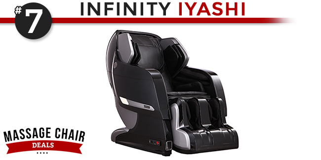 Infinity Iyashi Best Selling Massage Chair