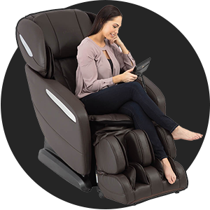 L-Track Massage Chairs