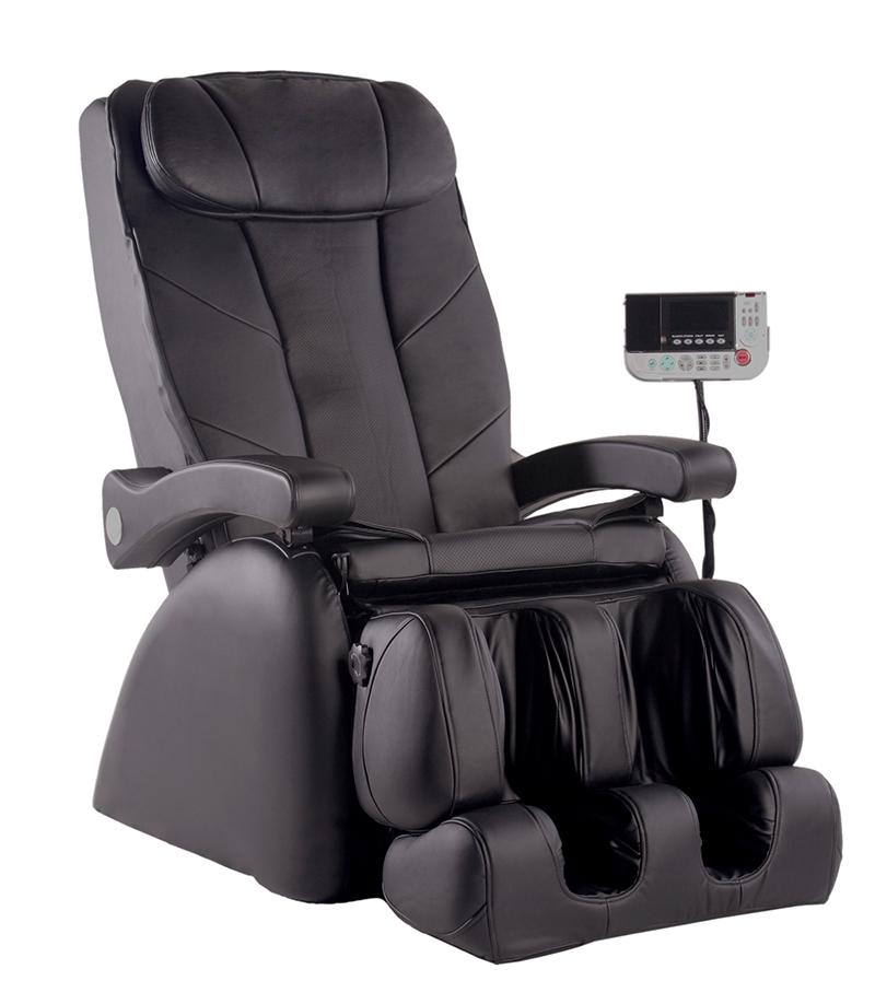 Omega Montage Premier Massage Chair with Arm Massage Black