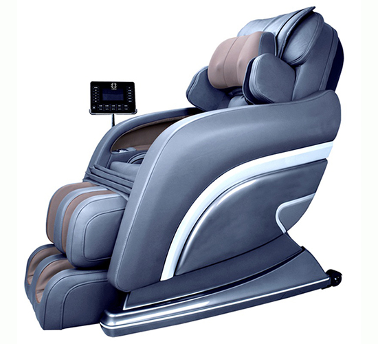 Omega Montage Pro Massage Chair Gray