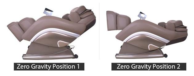Omega Montage Pro Massage Chair Zero Gravity