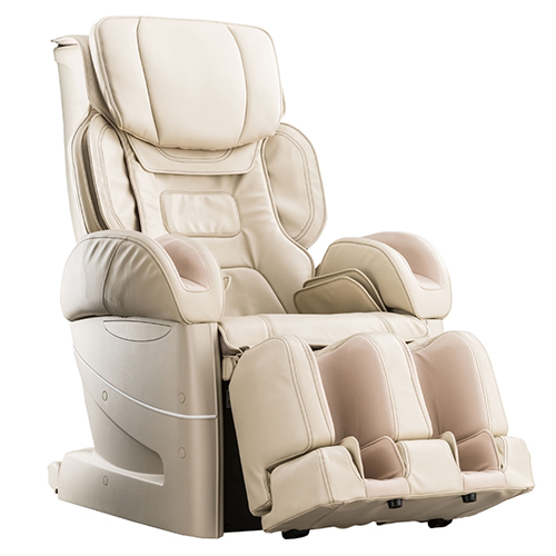 Osaki 4D JP Premium Massage Chair Cream