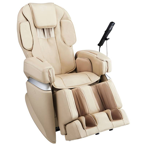 Osaki JP 4.0 Premium Massage Chair Cream