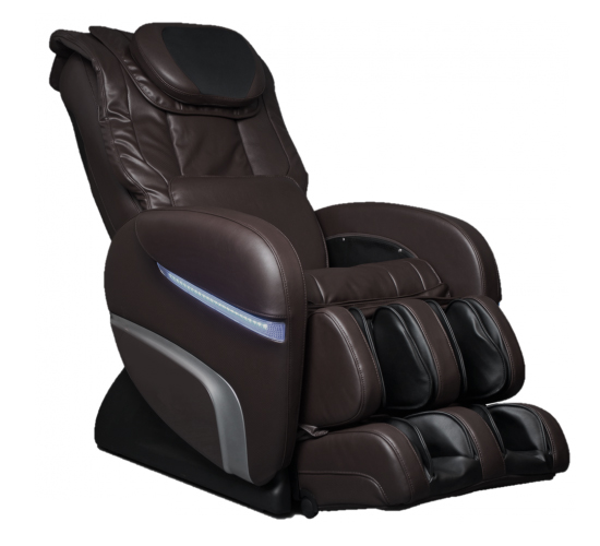 Osaki OS-3000 Chiro Massage Chair Brown