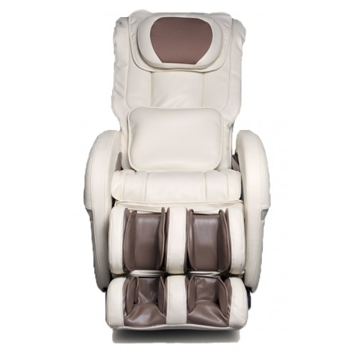 Osaki OS-3000 Chiro Massage Chair Cream Front