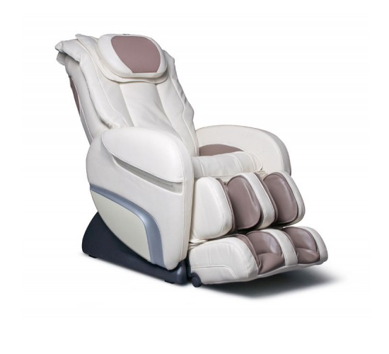 Osaki OS-3000 Chiro Massage Chair Cream