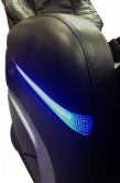Osaki OS-3000 Chiro Massage Chair LED lights