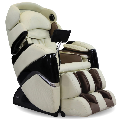 Osaki OS-3D Pro Cyber Massage Chair Cream