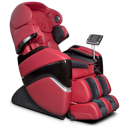Osaki OS-3D Pro Cyber red Zero Gravity Massage Chair