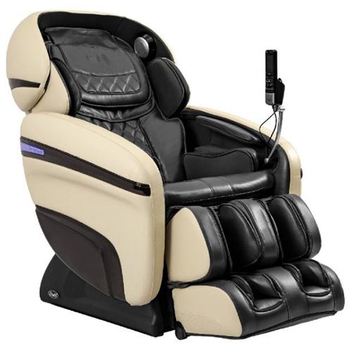 Osaki OS-3D Pro Dreamer Massage Chair Black and Cream