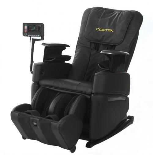 Osaki OS-3D Pro Intelligent Zero Gravity Massage Chair Black