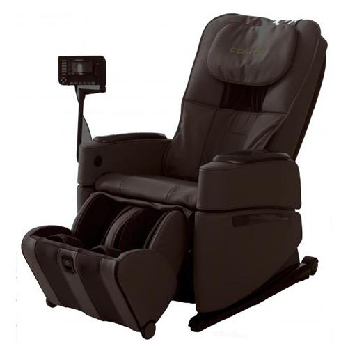 Osaki OS-3D Pro Intelligent Zero Gravity Massage Chair Brown