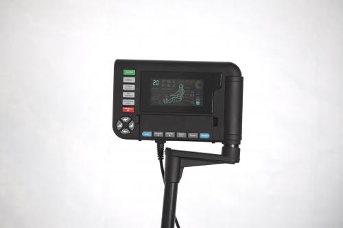 Osaki OS-3D Pro Intelligent Zero Gravity Massage Chair Swivel Remote Control Stand
