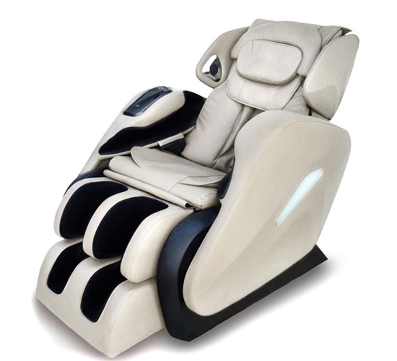 Osaki OS-3D Pro Marquis Zero Gravity Massage Chair Ivory