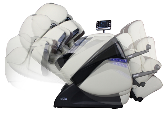 Osaki OS-3D Pro Massage Chair Recline