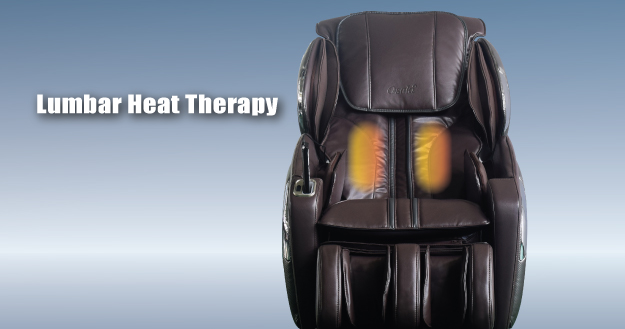 Osaki OS-4000LS Massage Chair Heat Therapy