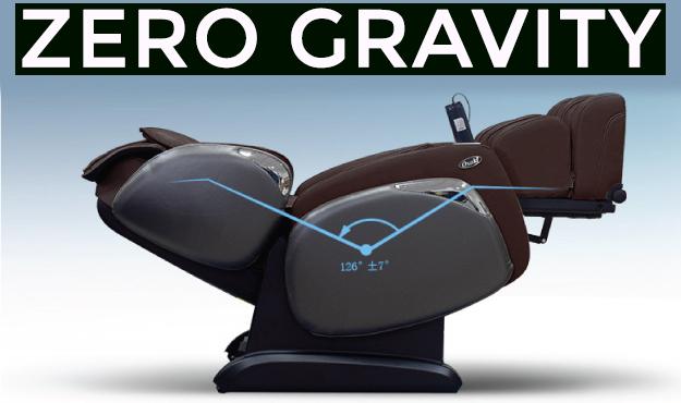 Osaki OS-4000LS Massage Chair Zero Gravity Recline