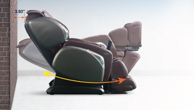 Osaki OS-4000LS Massage Chair Zero Wall Recline
