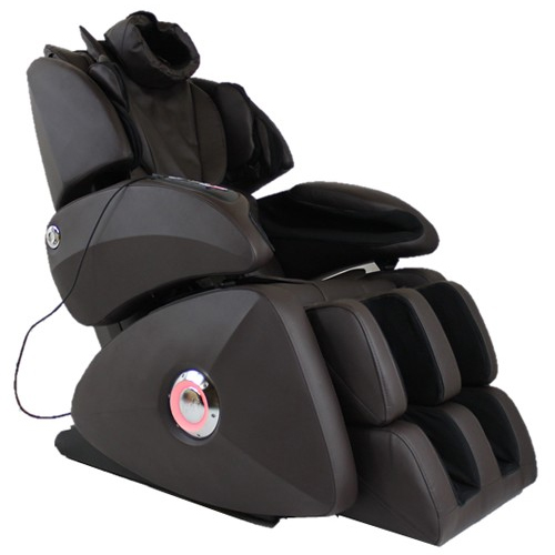 Osaki OS-7075R Executive Zero Gravity Deluxe Massage Chair Dark Brown