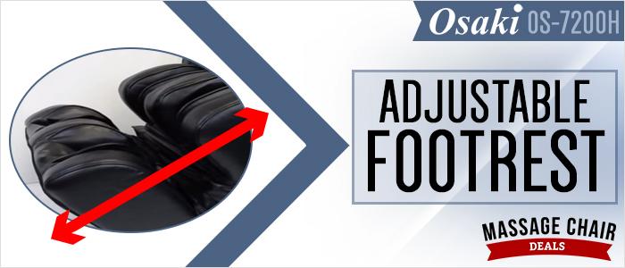 Osaki OS-7200H Adjustable Footrest