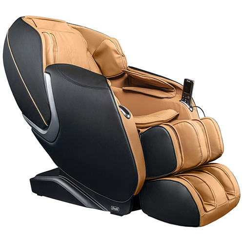 Osaki OS-Aster Massage Chair Black & Cappuccino