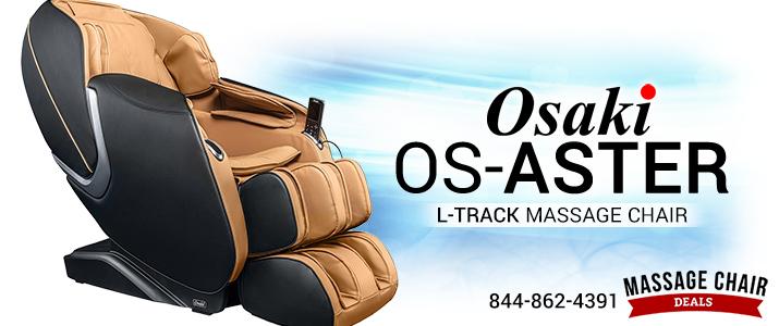 Osaki OS-Aster Massage Chair Header