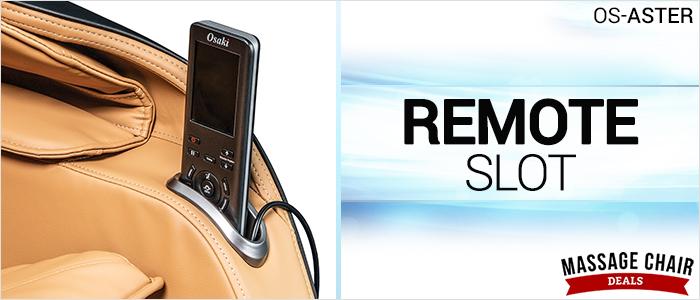 Osaki OS-Aster Massage Chair Remote
