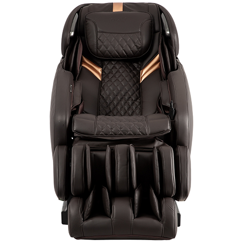 Osaki OS-Pro Admiral Massage Chair Brown Front View