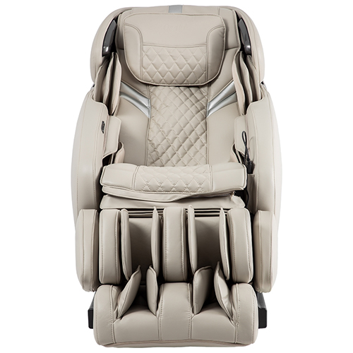 Osaki OS-Pro Admiral Massage Chair Taupe Front View