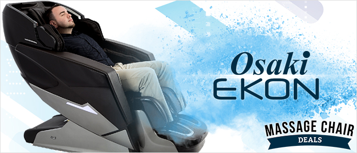 Osaki OS-Pro Ekon Massage Chair Header