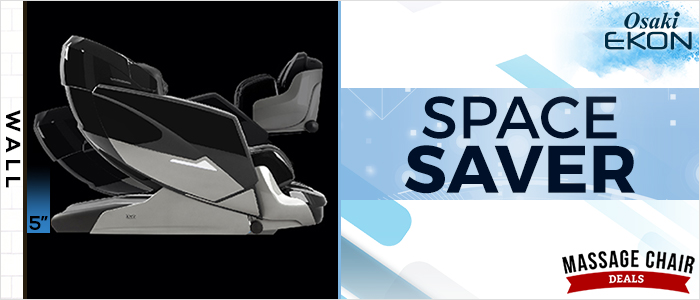 Osaki OS-Pro Ekon Massage Chair Space Saver
