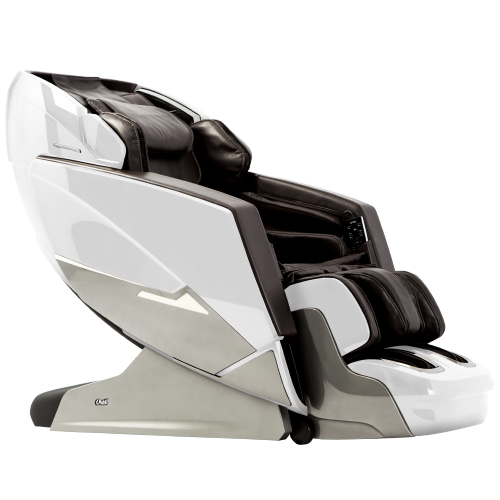 Osaki OS-Pro Ekon Massage Chair White and Brown